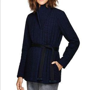 Aritzia Le Fou Romarin Wrap Jacket